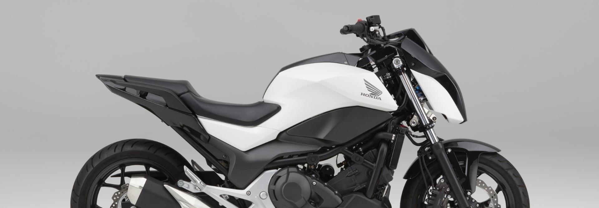 FOTO: Honda Self Balancing Motorcycle: Pad više nije opcija