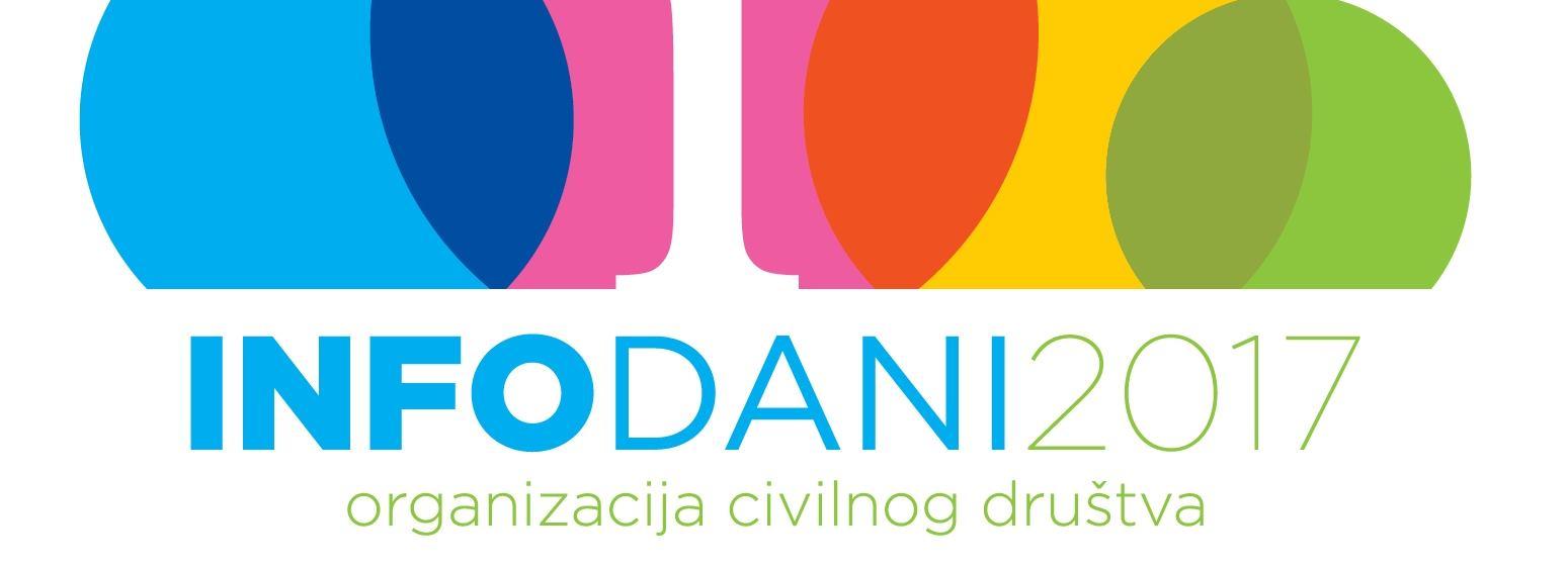 INFO DANI 2017 Zanimljiv program za organizacije civilnog društva