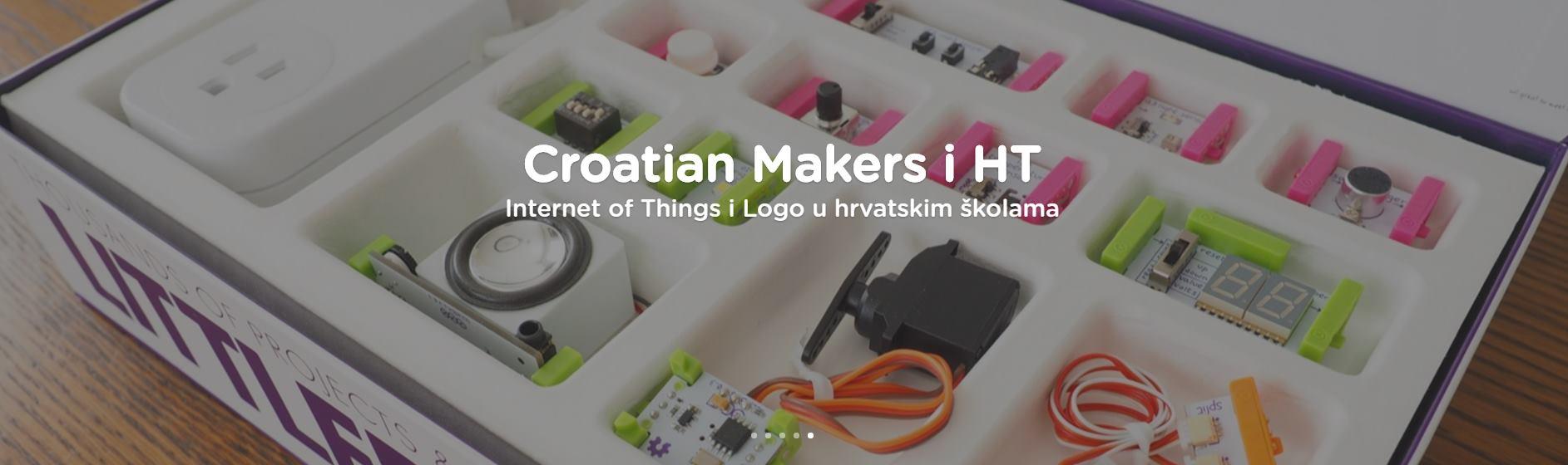 Dječja mašta i STEM pomiču granice – Internet of things i Logo u hrvatskim školama