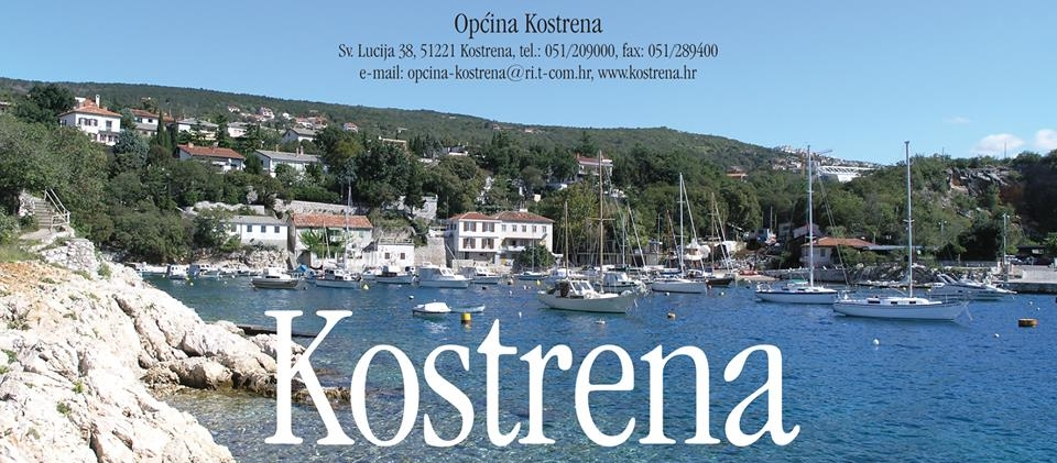 Kostrena je općina s najvišim indeksom razvijenosti u Republici Hrvatskoj
