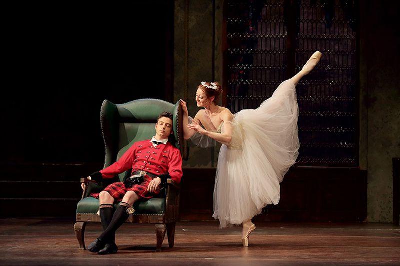 Baletna priča o škotskom seljaku i splitskoj vili na danski način