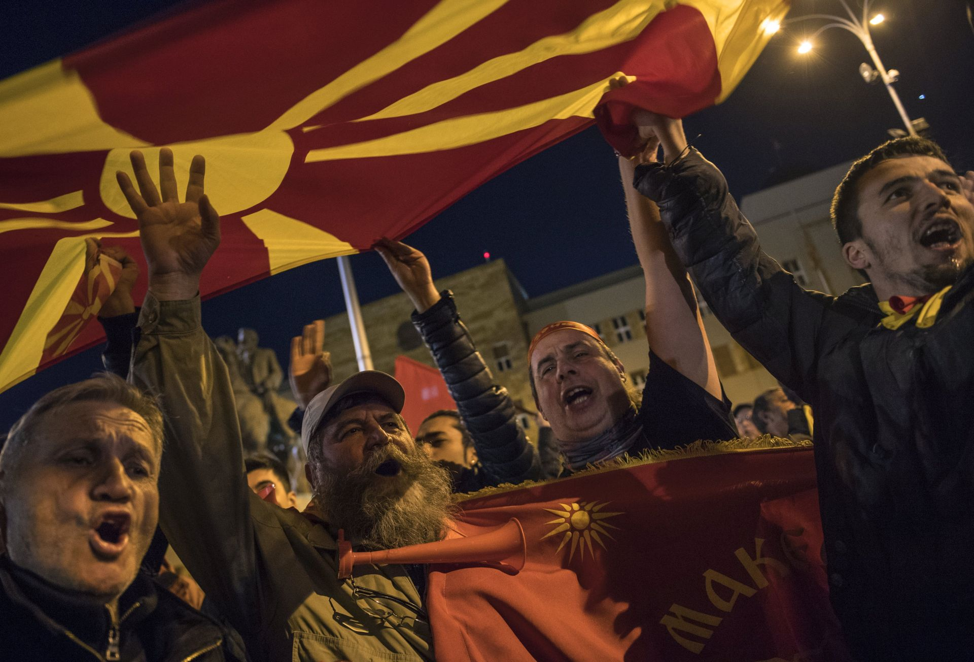 INSTALIRANJE PROALBANSKE VLADE: Rusija optužuje NATO, EU i Albaniju za uplitanje u Makedoniju
