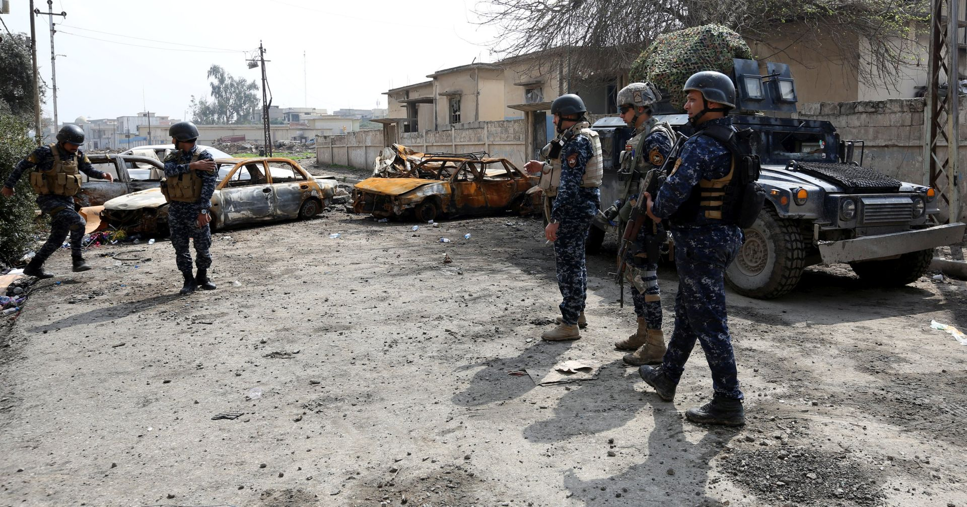 BITKA ZA MOSUL: Iračke snage nastavljaju ofenzivu u Starom gradu