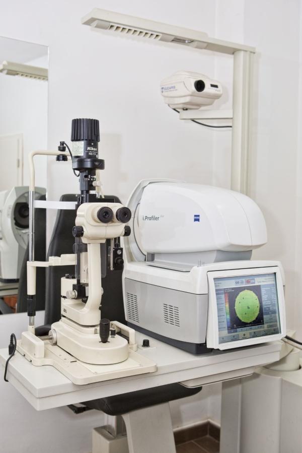Zeiss iProfiler aparat za mjerenje dioptrije