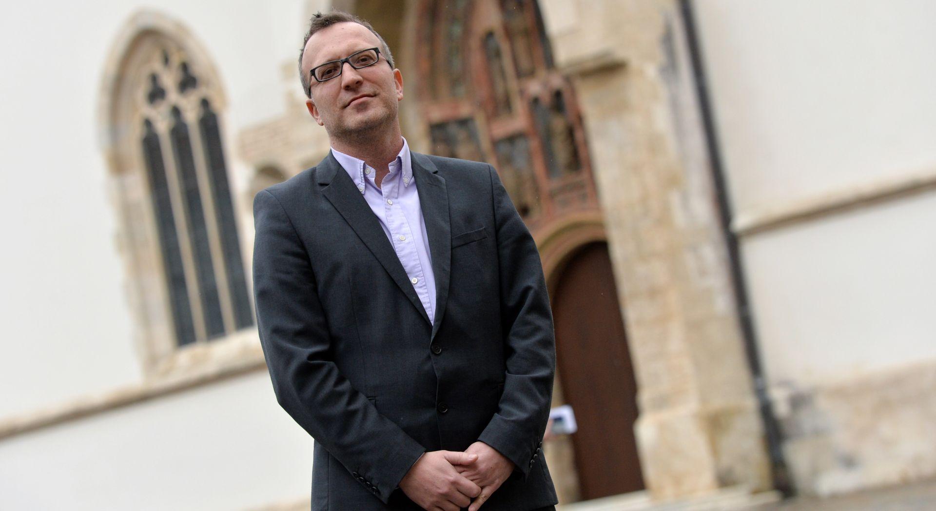 MARKO SLADOLJEV 'Zagrebu ne trebaju kozmetičke promjene'