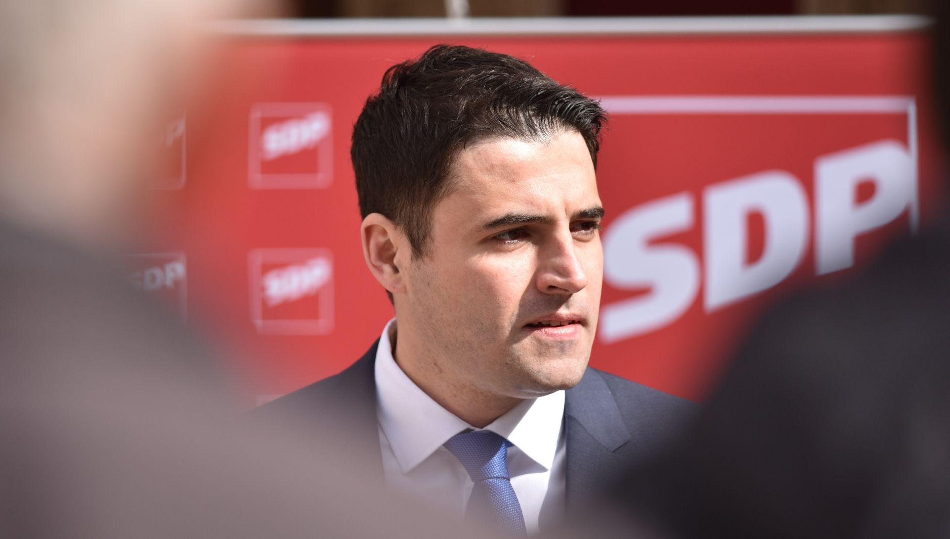 Bernardić najavio okupljanje stranaka ljevice i centra