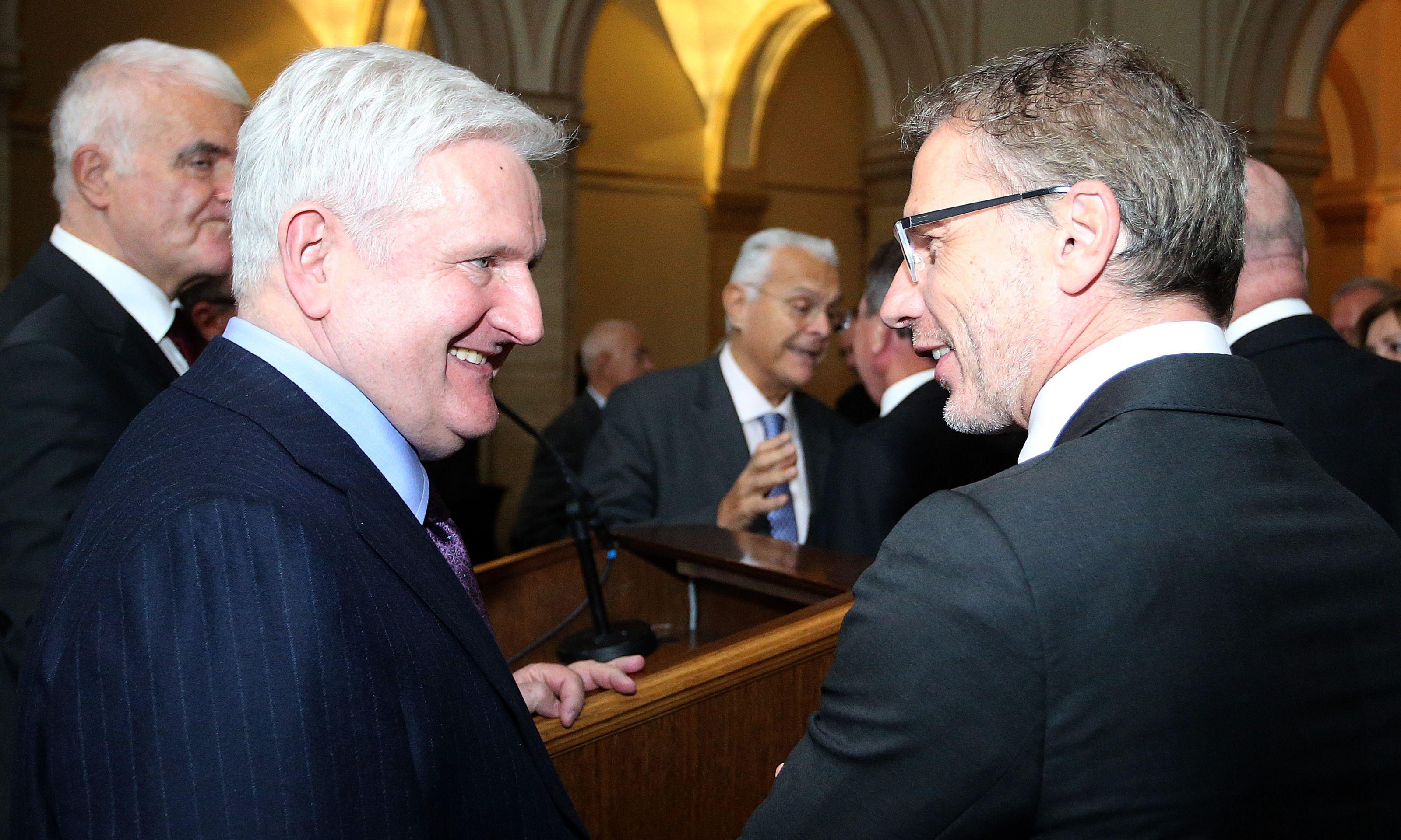 U Vladi jučer održan i sastanak s predstavnicima ruskih vjerovnika na čelu s predstavnicima Sberbanke