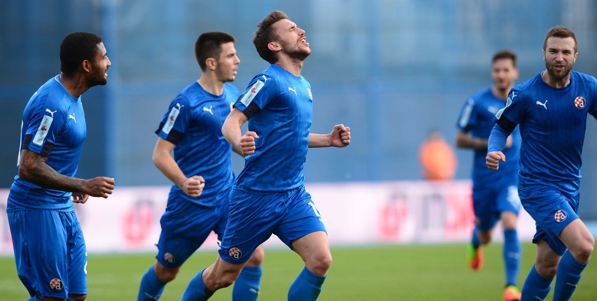 HNL Dinamo slavio protiv Intera