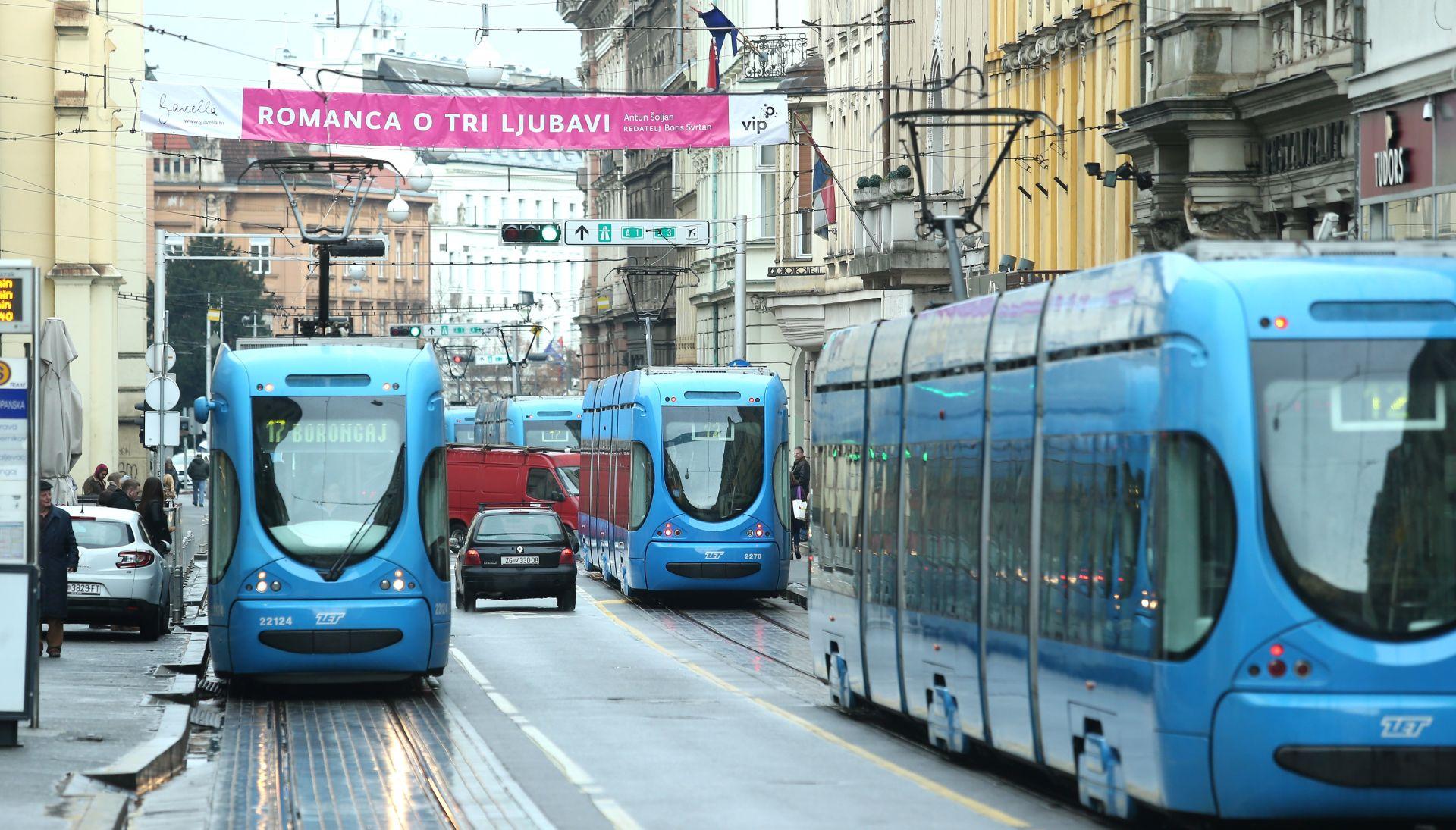 ZAGREB JE NAŠ Već 16 godina nije proširena mreža tramvajske pruge