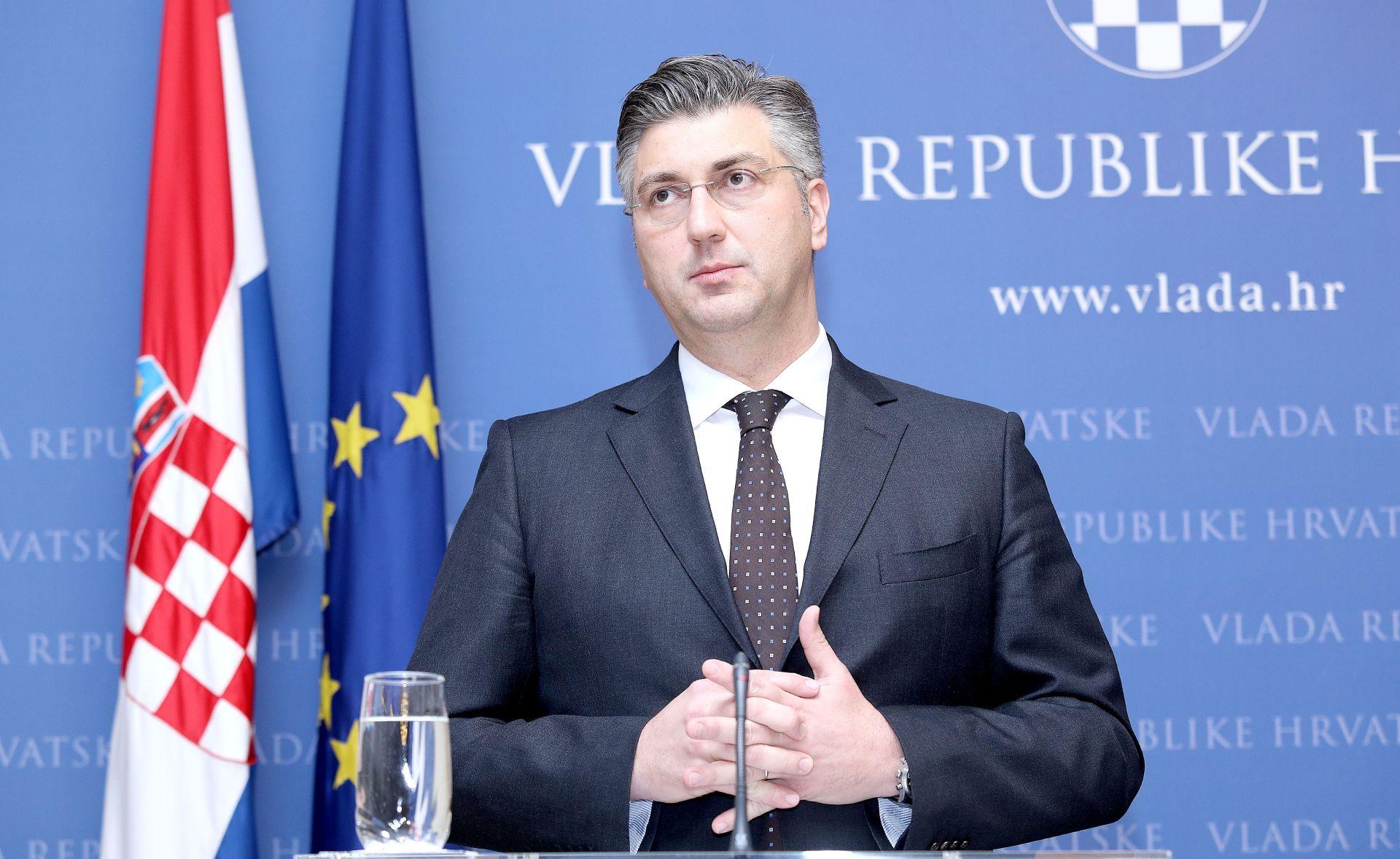 Plenković zadovoljan objavom Moody'sa, Vlada nastavlja politiku smanjenja javnog duga