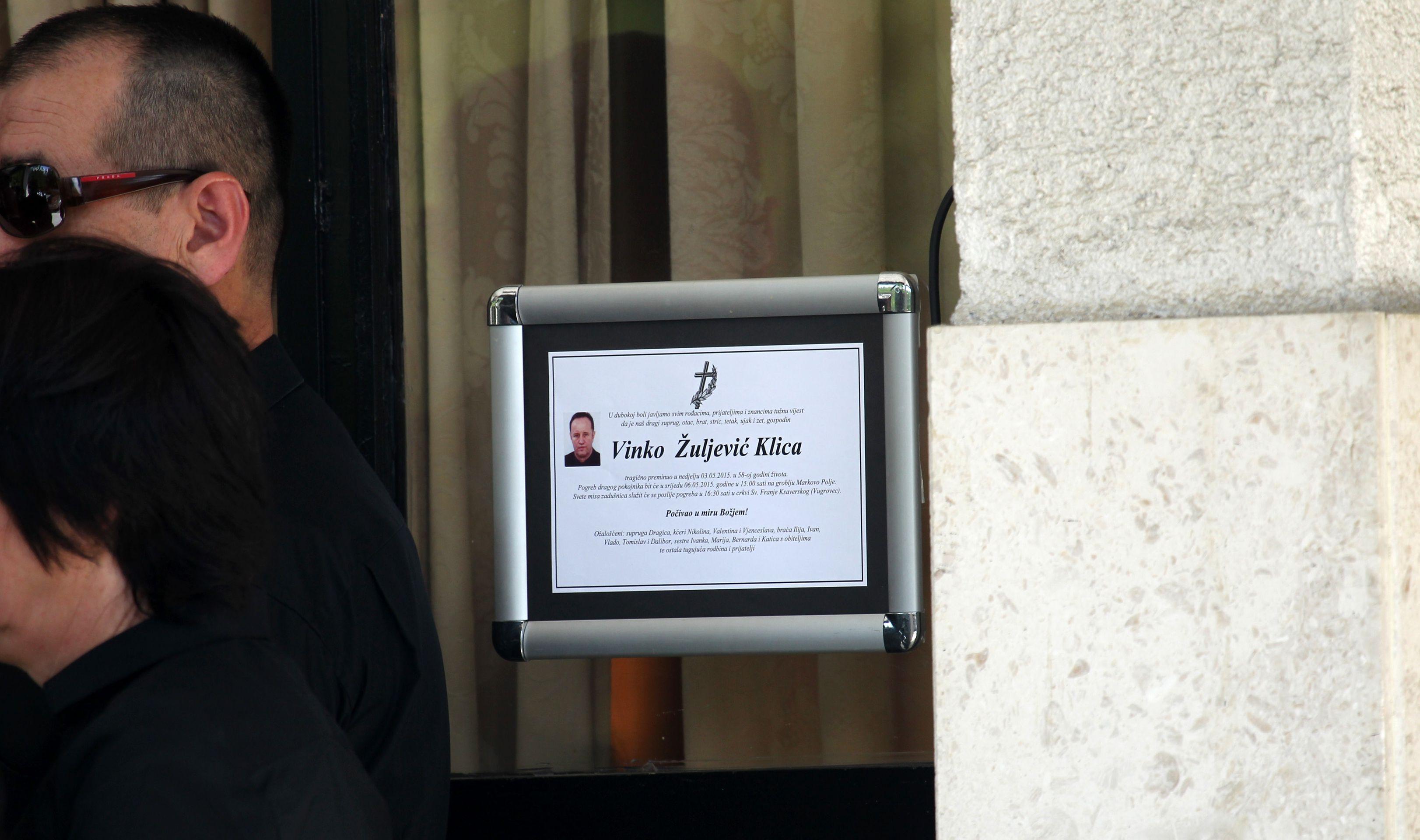 Obitelj Vinka Žuljevića Klice nudi milijun kuna za informacije o njegovom ubojici