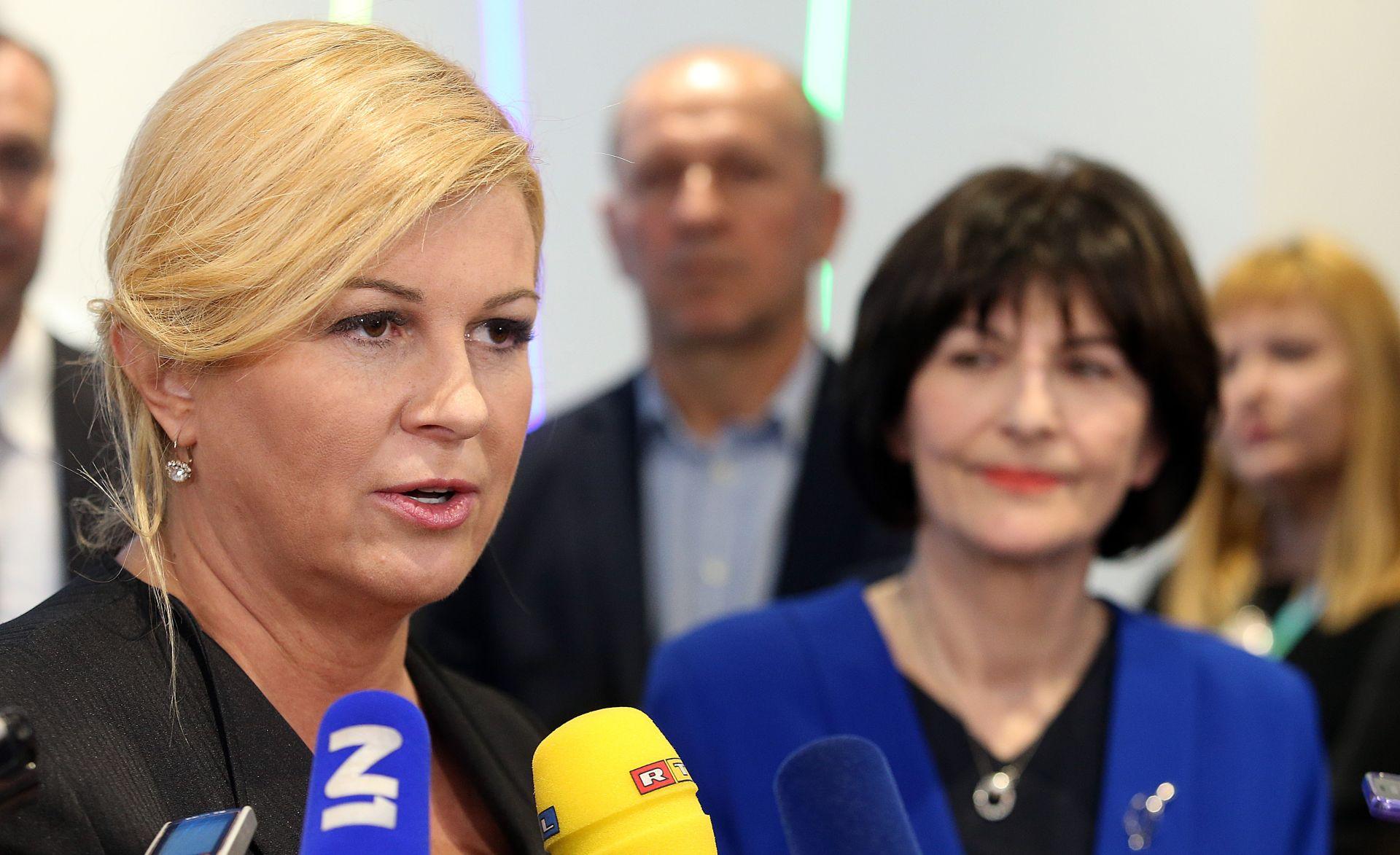 """GRABAR KITAROVIĆ """"Srbija je ta koja potencira neko puzajuće ustaštvo u Hrvatskoj. Ja vidim pojedinačne incidente"""""""