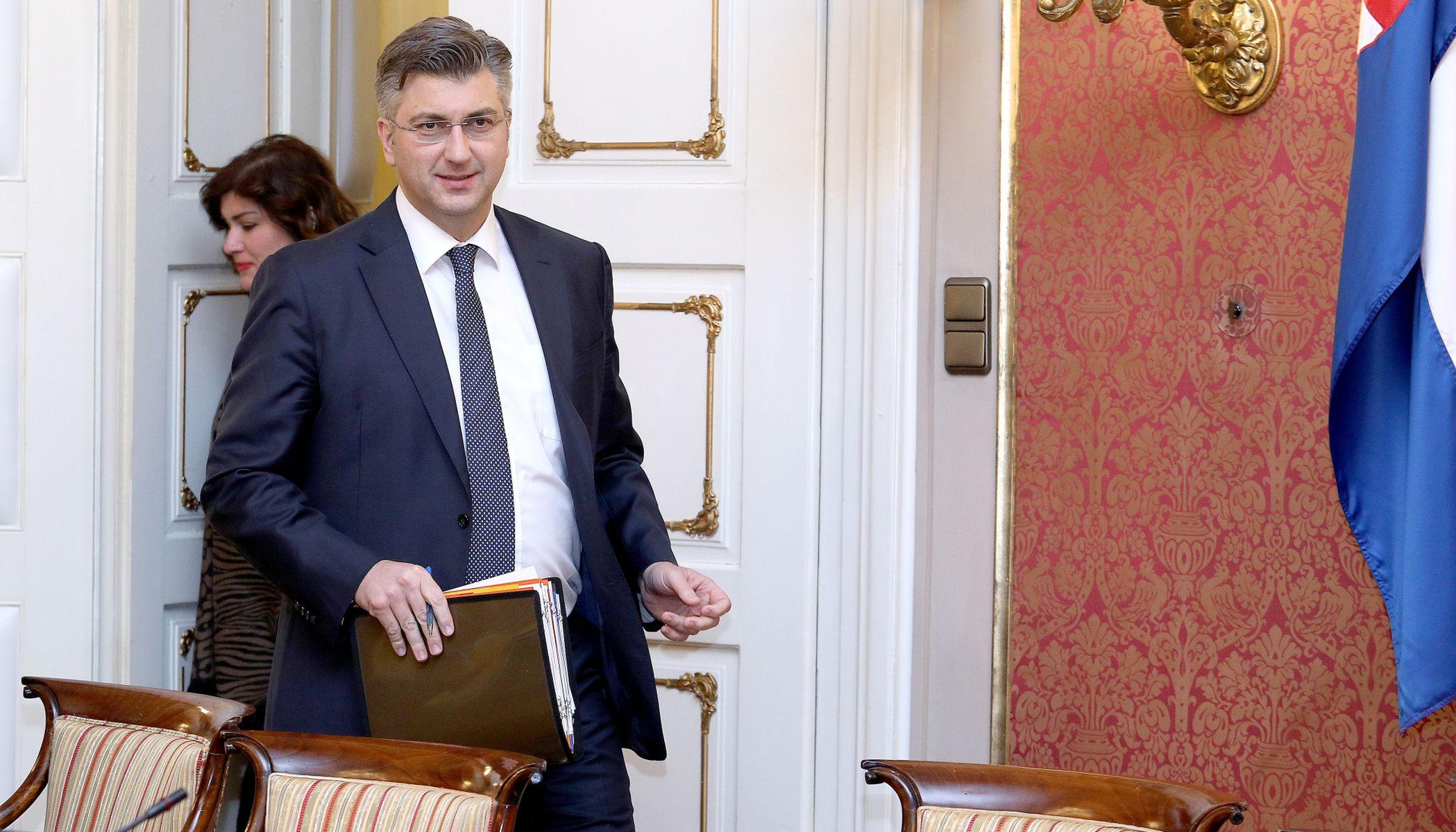 PLENKOVIĆ: Kredit HBOR-a nije sporan, ministar Z. Marić ima moje povjerenje
