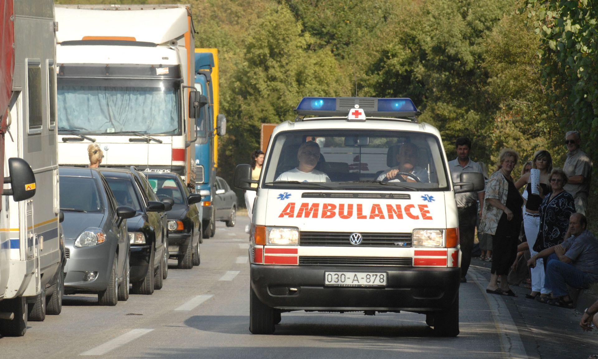 Majka i sin ozlijeđeni u eksploziji nepoznate naprave kod Mostara