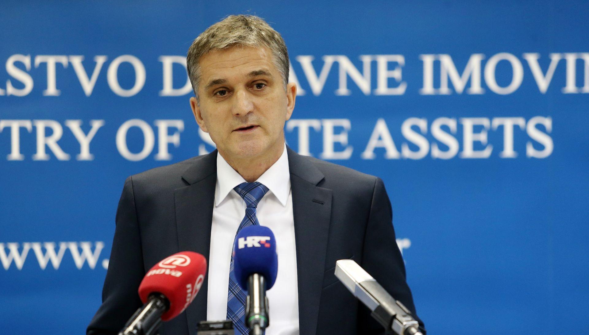 GORAN MARIĆ: 'Vjerujem da će se sljedeći tjedan normalizirati sustav Agrokora'