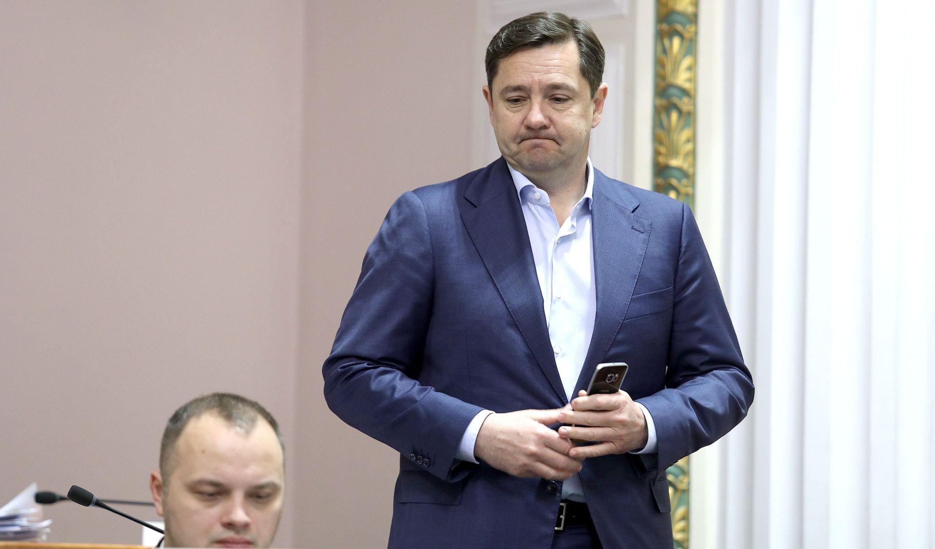 Andrija Mikulić (HDZ) ne ide u utrku za gradonačelnika Zagreba