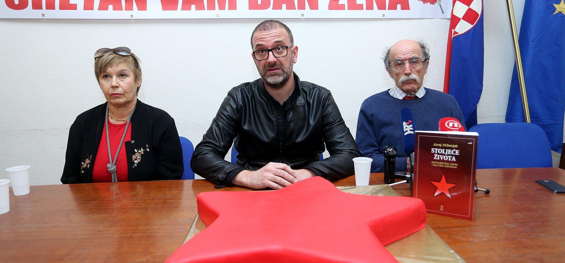 Antifašistička liga proziva Bandića da zabranjuje zvijezdu petokraku