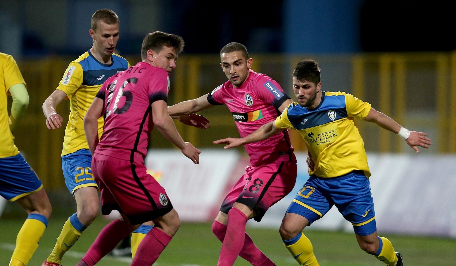 HNL Inter i Lokomotiva bez pogodaka u Zaprešiću
