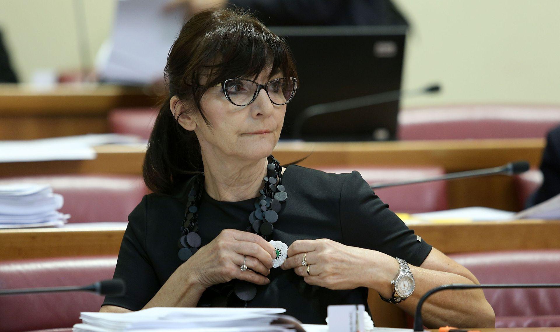 Tatjana Šimac Bonačić SDP-ova kandidatkinja za gradonačelnicu Dubrovnika