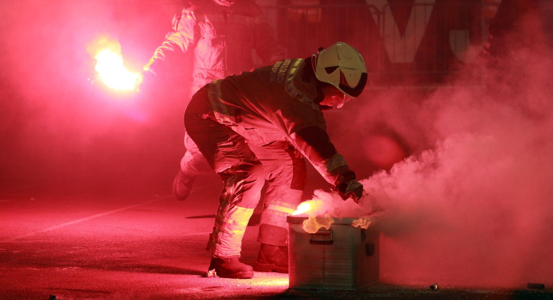 MUP provodi kriminalistička istraživanja nad izazivačima nereda na utakmici Hajduka i Rijeke