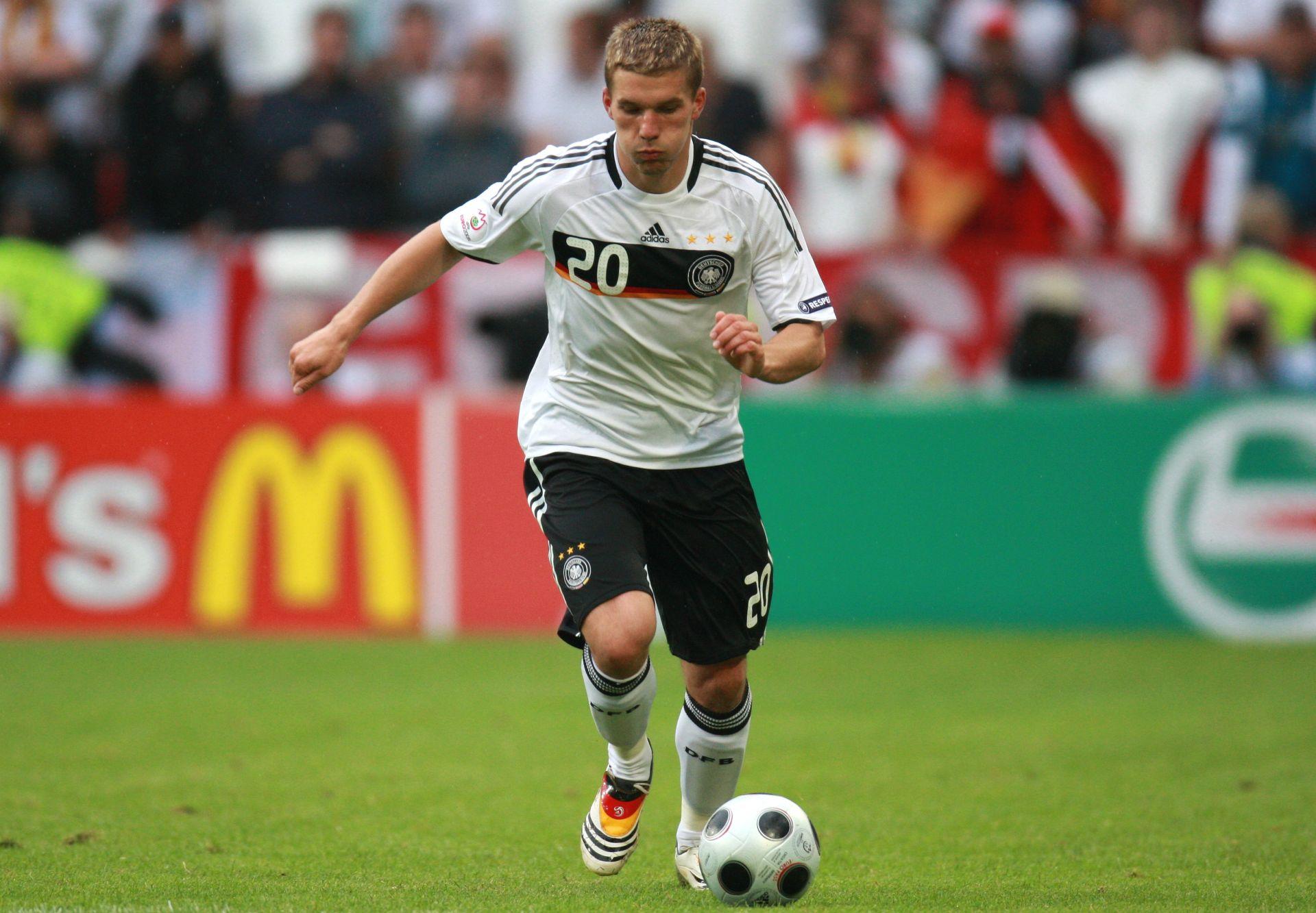 Podolski se oprostio od reprezentacije pobjedničkim golom protiv Engleske