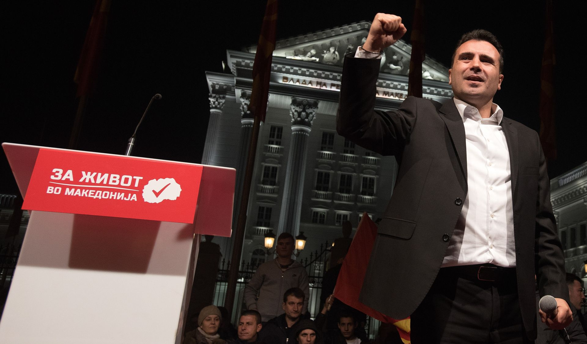 Makedonska kriza mogla bi se proširiti na cijeli jugoistok Europe