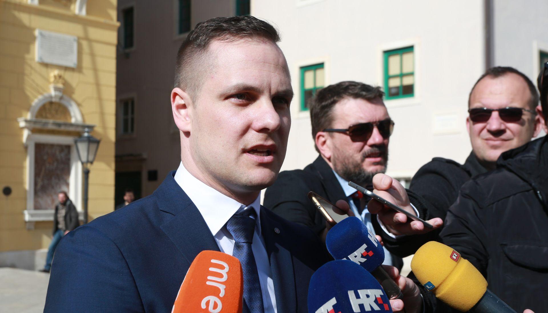 Optužni prijedlog protiv Hajduka, njegova predsjednika Uprave i pet redara
