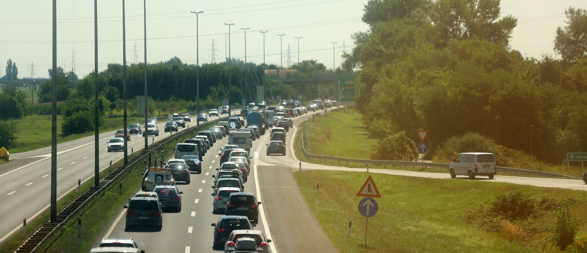 HAK Promet bez većih ograničenja, moguća poledica zbog niskih temperatura