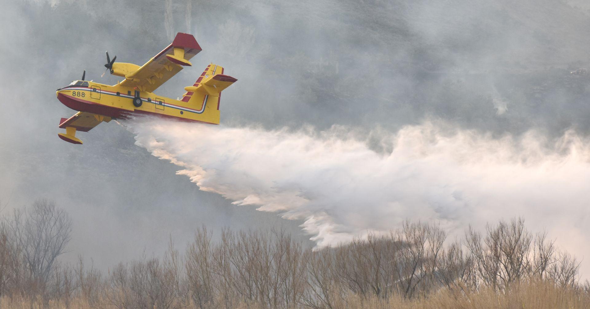 Požari na zadarskom području