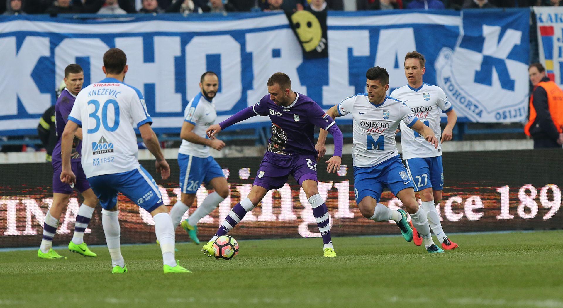 HRVATSKI KUP Rijeka potvrdila finale s Dinamom