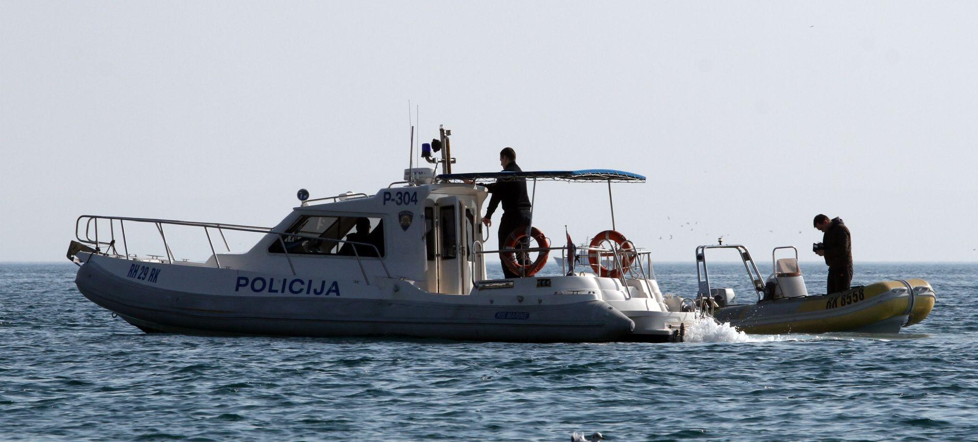 Talijanska ribarica ilegalno ribarila kod Ilovika