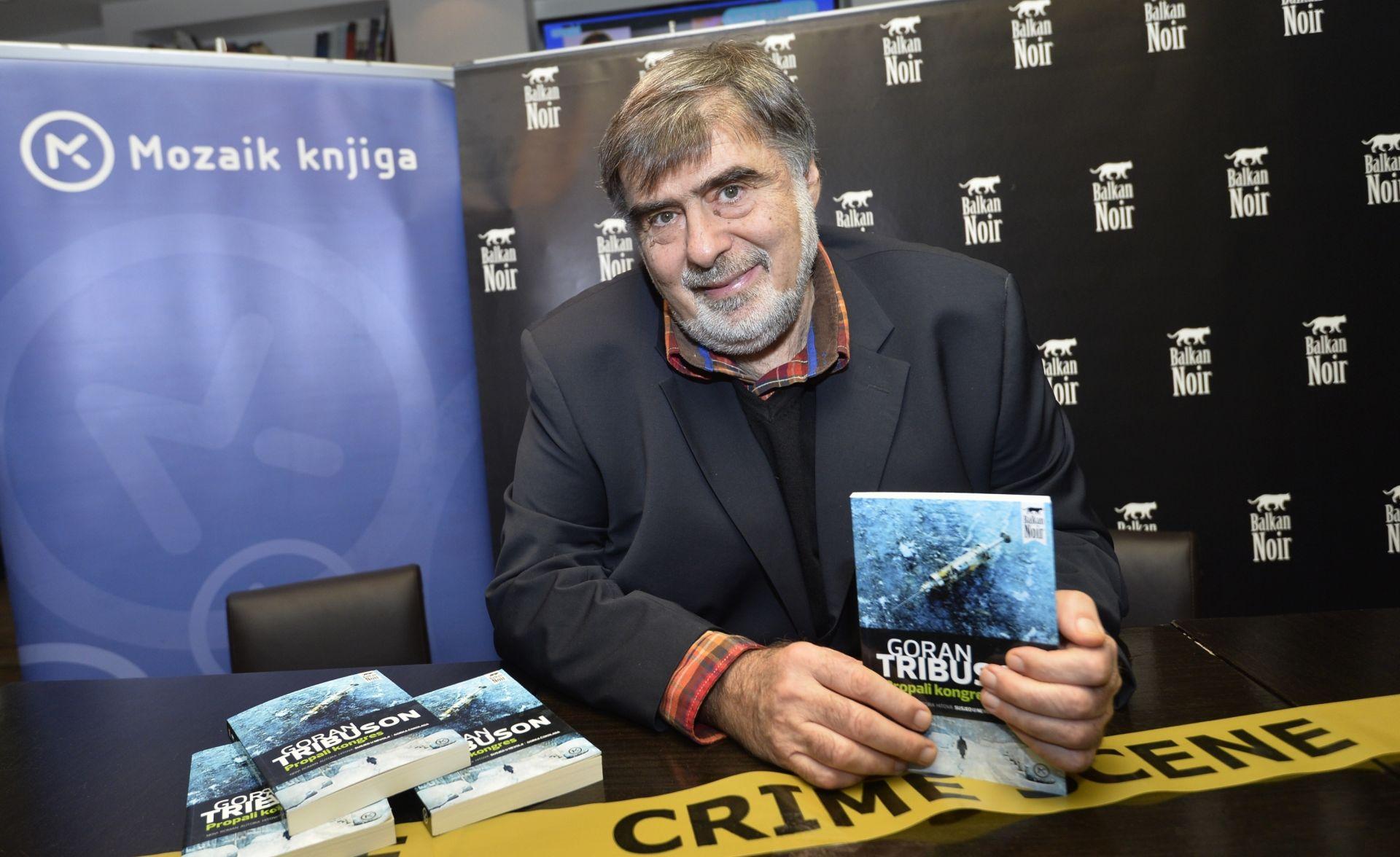 """Objavljen roman Gorana Tribusona """"Vrijeme ljubavi"""""""