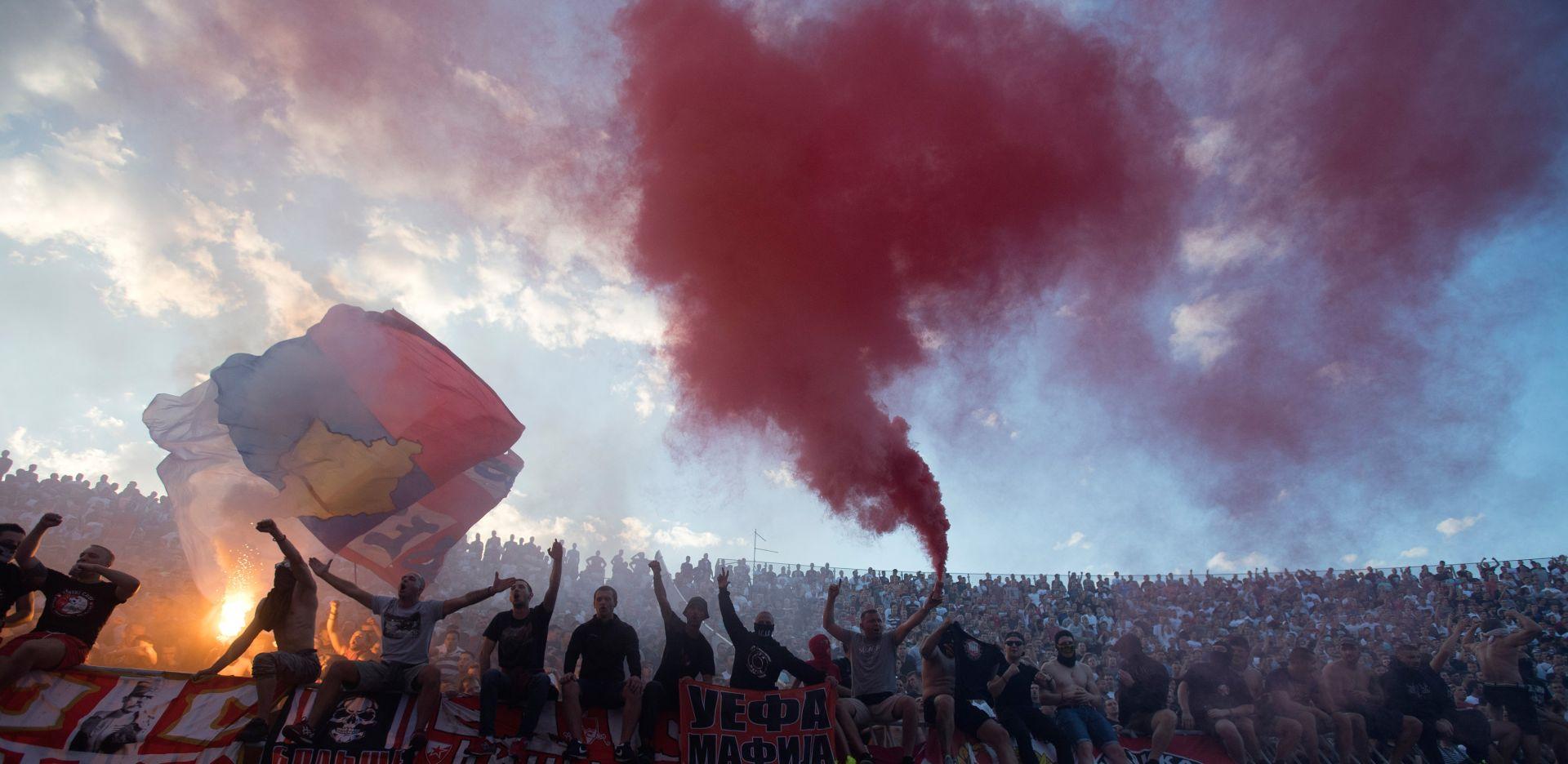 NAKON PRIJATELJSKE UTAKMICE Tri navijača Spartaka izbodena u Beogradu