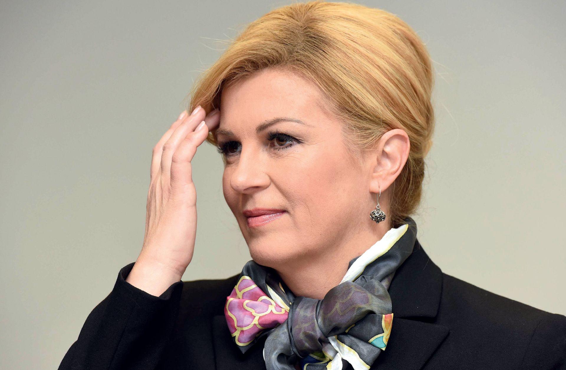 Predsjednica unijela pomutnju među strane diplomate