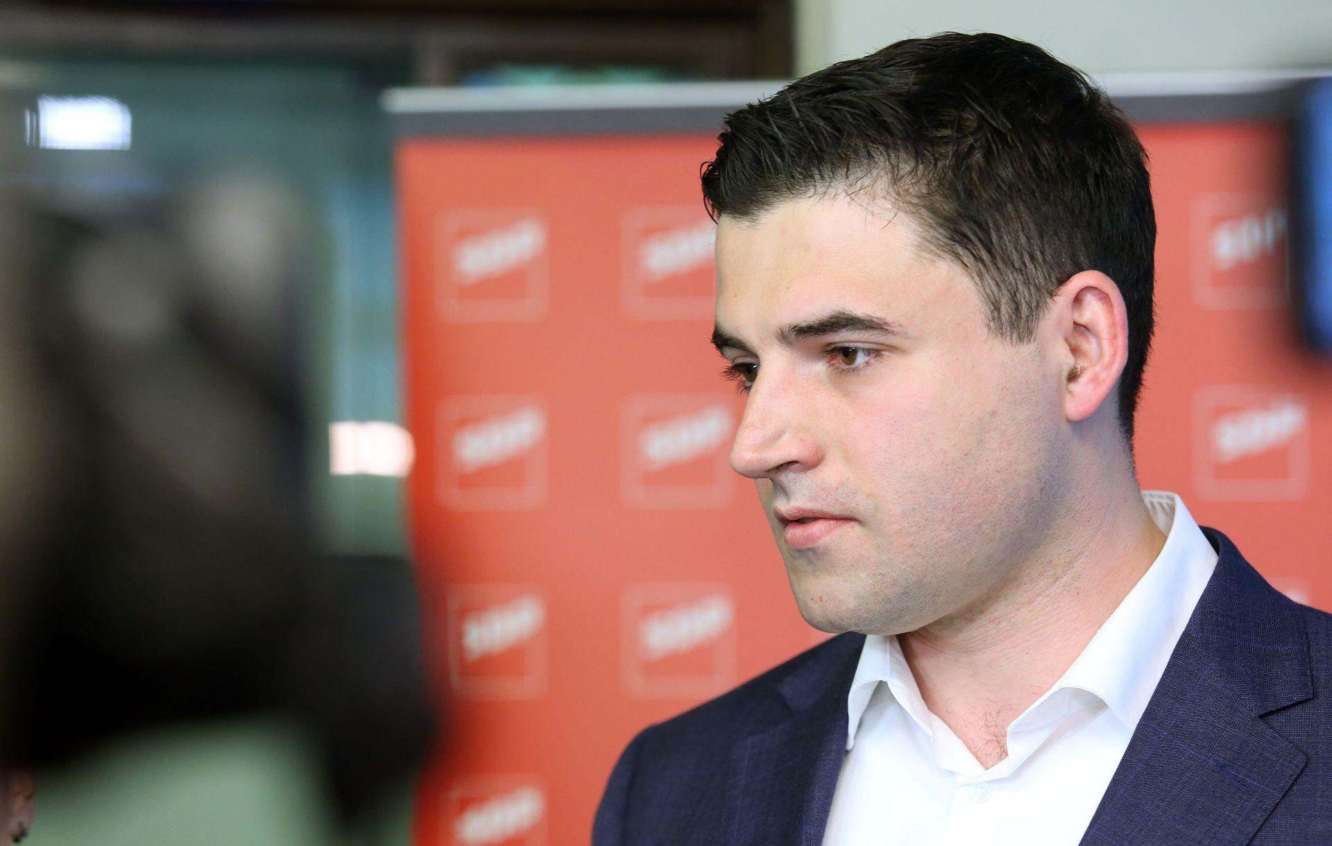 BERNARDIĆ 'Idući tjedan odluka hoće li SDP podržati Anku Mrak Taritaš'
