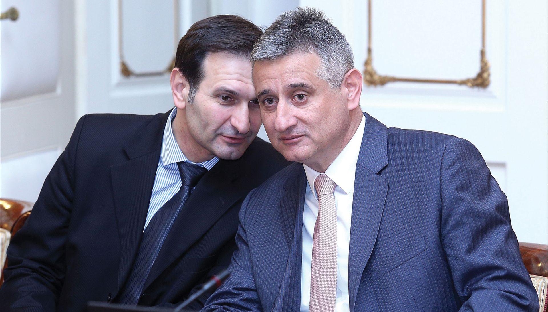 Tajne financije za međunarodnu turneju i pokušaj političke reanimacije Tomislava Karamarka