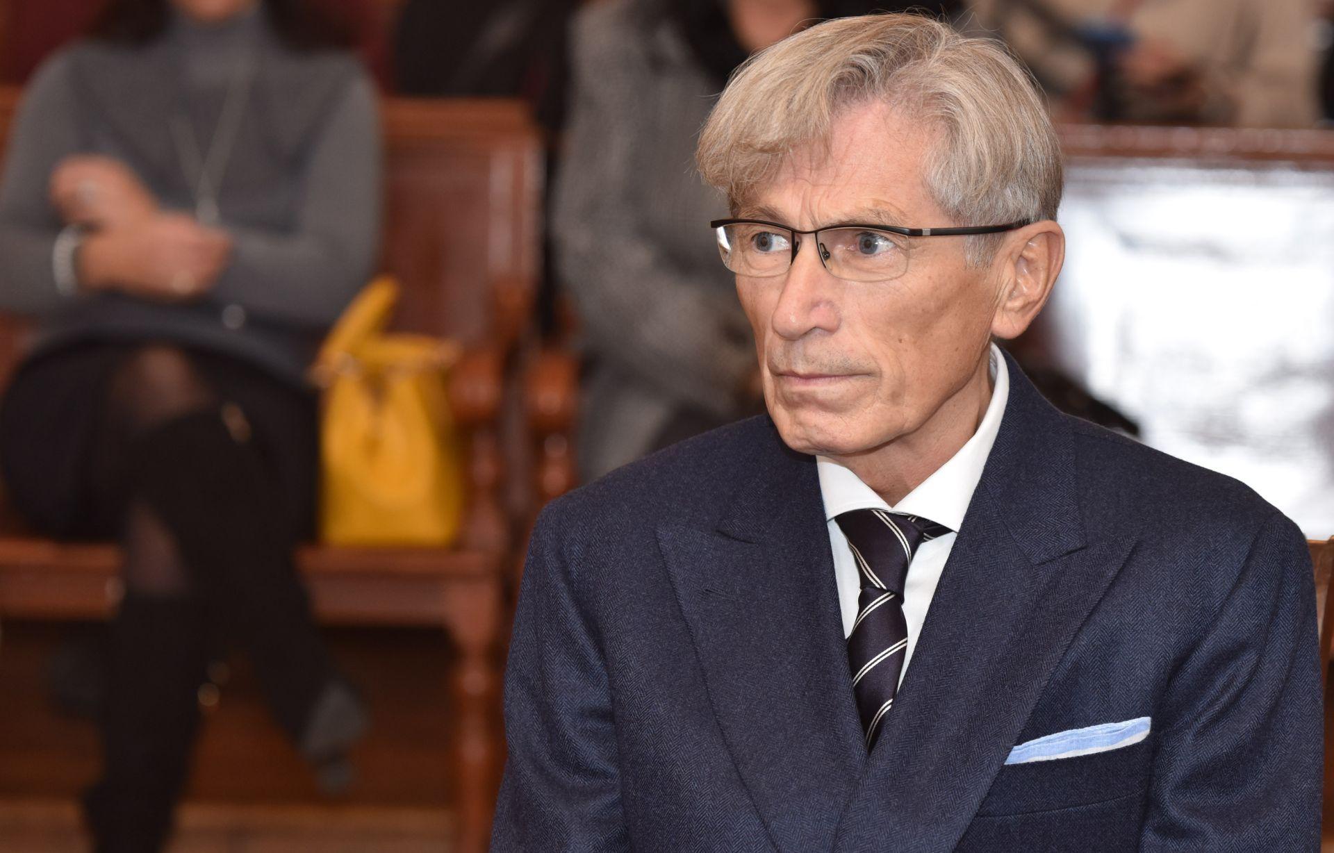ŠIBENIK Odgođeno suđenje Horvatinčiću