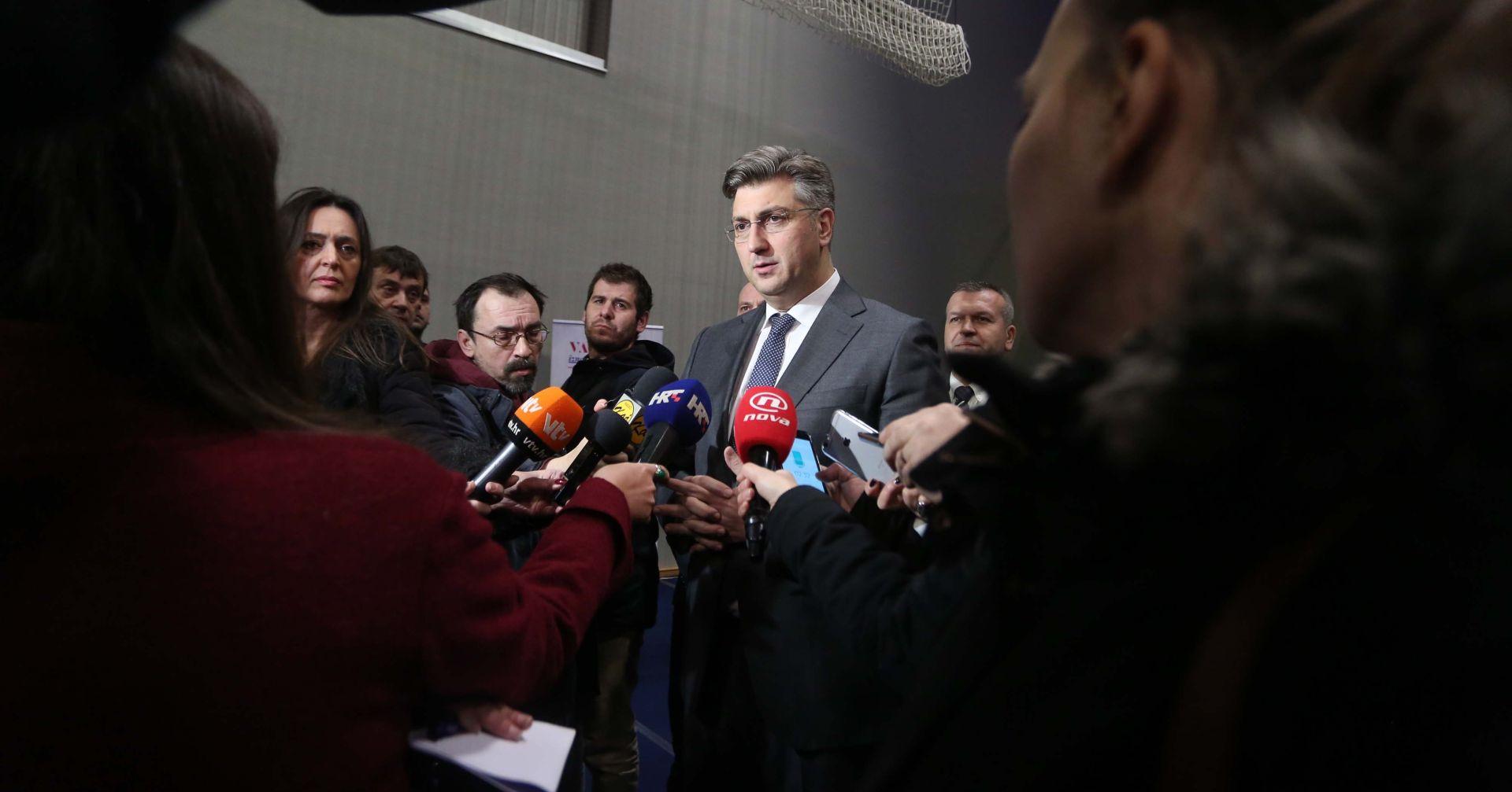 CRODEMOSKOP: HDZ zadržao veliku prednost ispred SDP-a, Most i Živi zid izjednačeni