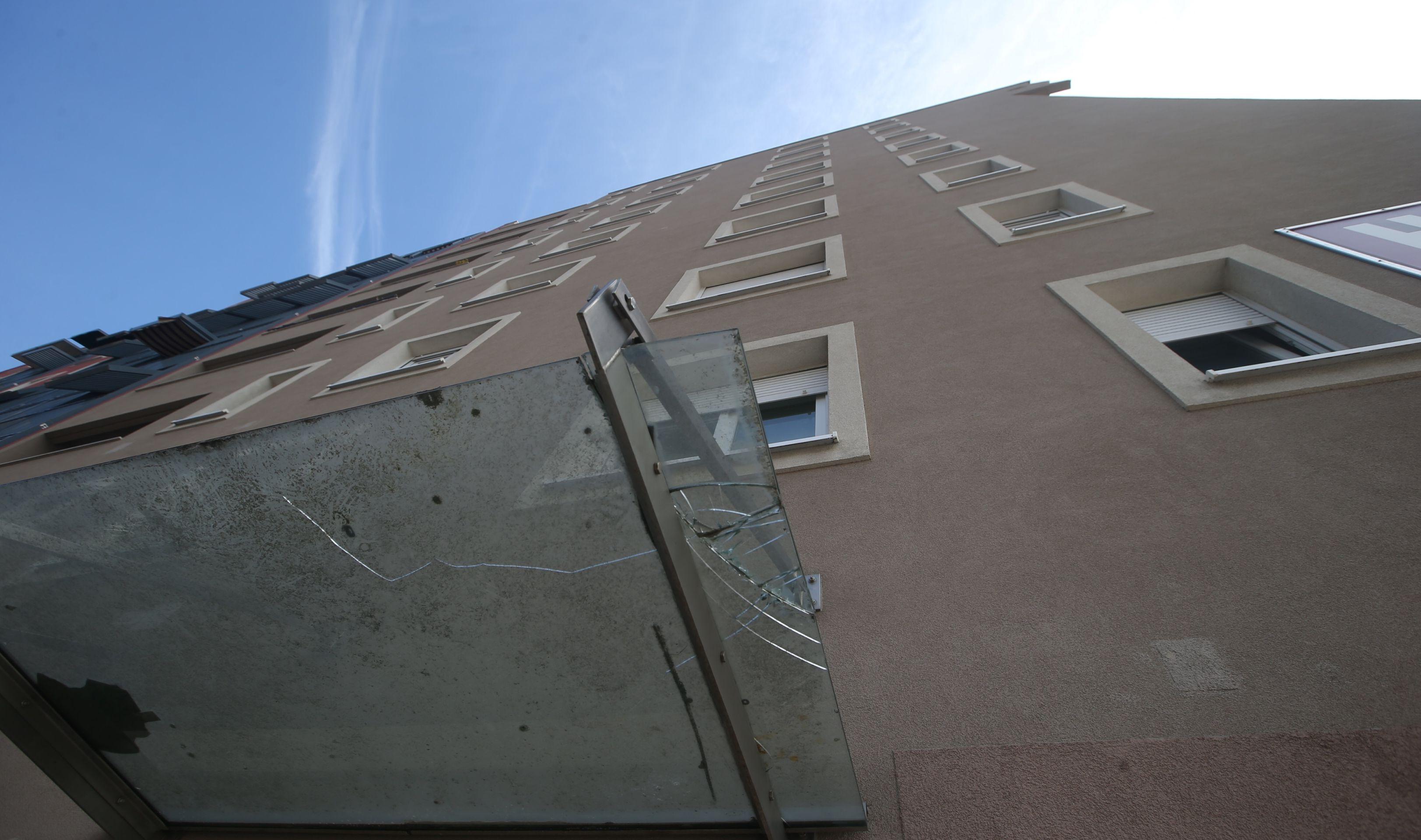 SPLIT Preminuo dječak koji je pao s petog kata zgrade