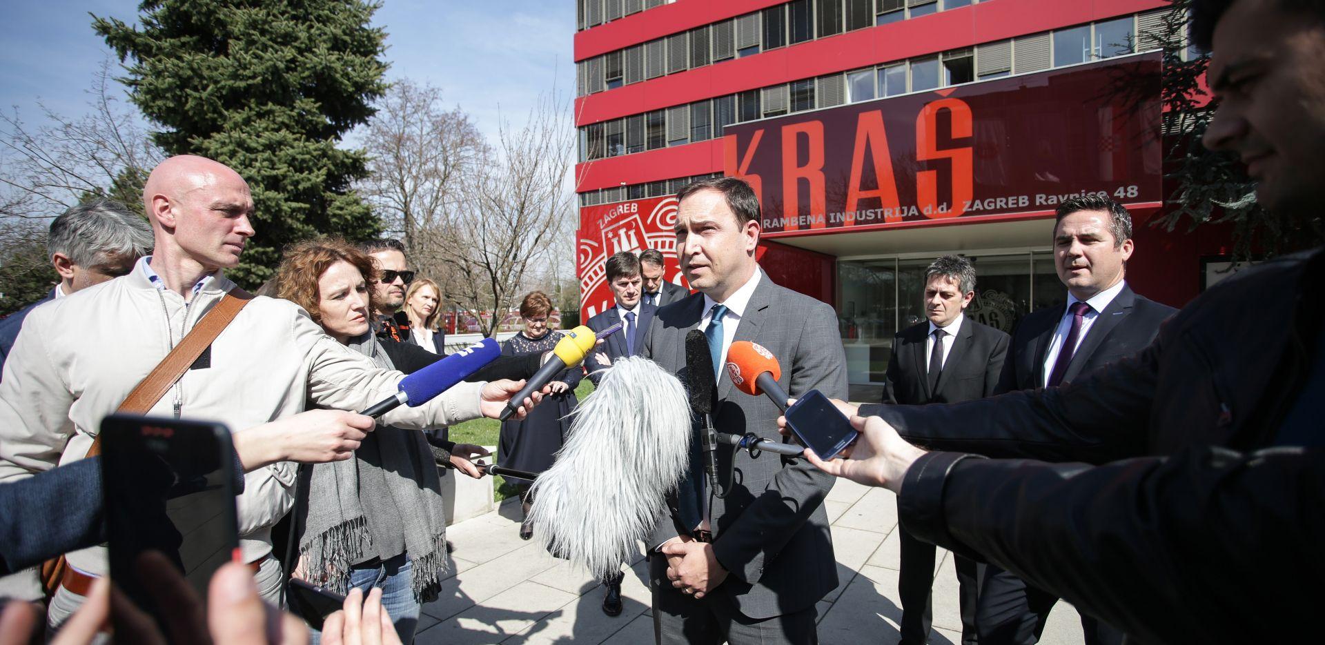 """ZAVRŠEN SASTANAK U KRAŠU """"Cilj je stabilnost naših kompanija i Agrokora"""""""