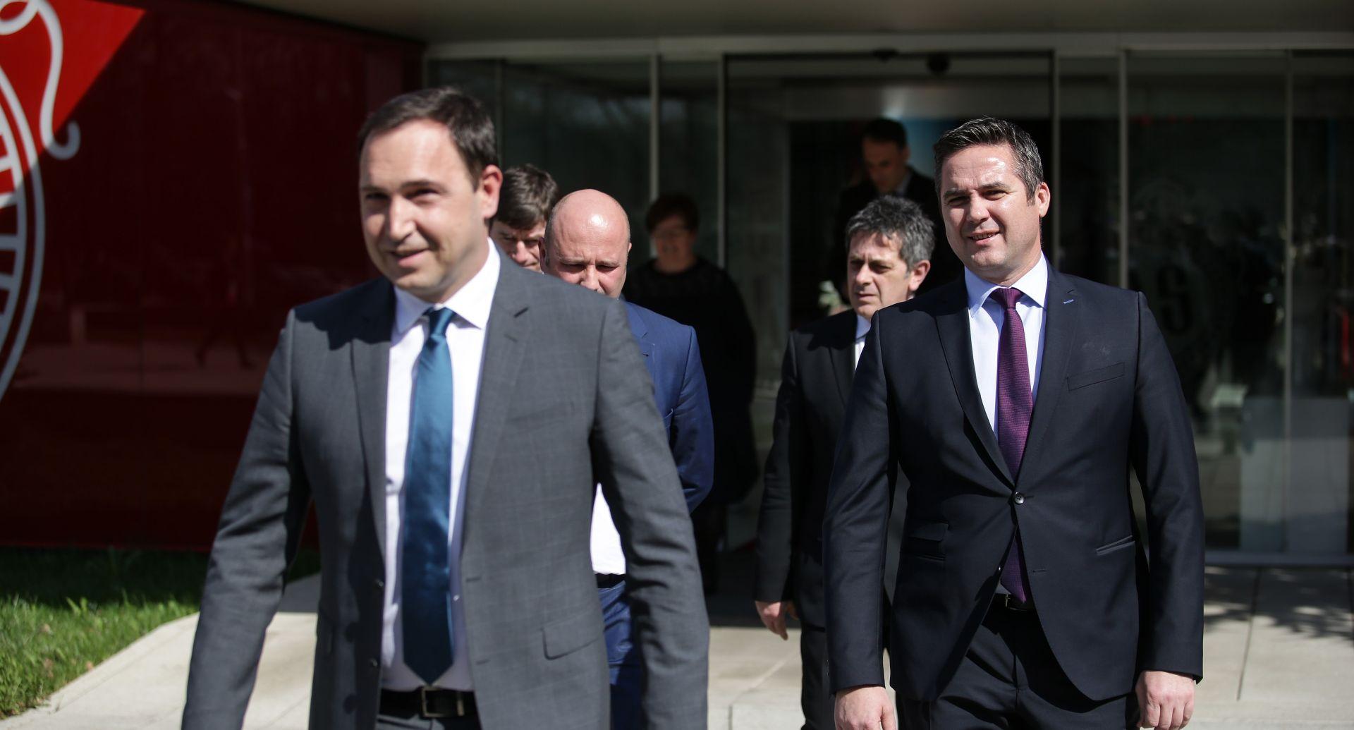 Agrokorovi dobavljači danas na sastanku s ministricom Dalić