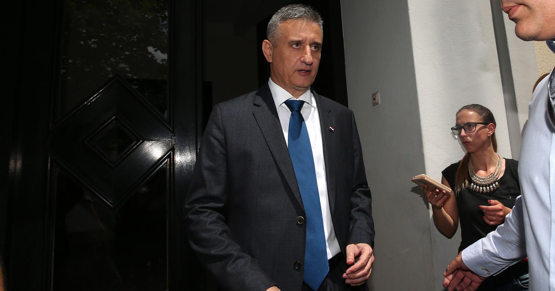 Karamarko želi stupiti u kontakt s austrijskim desničarima