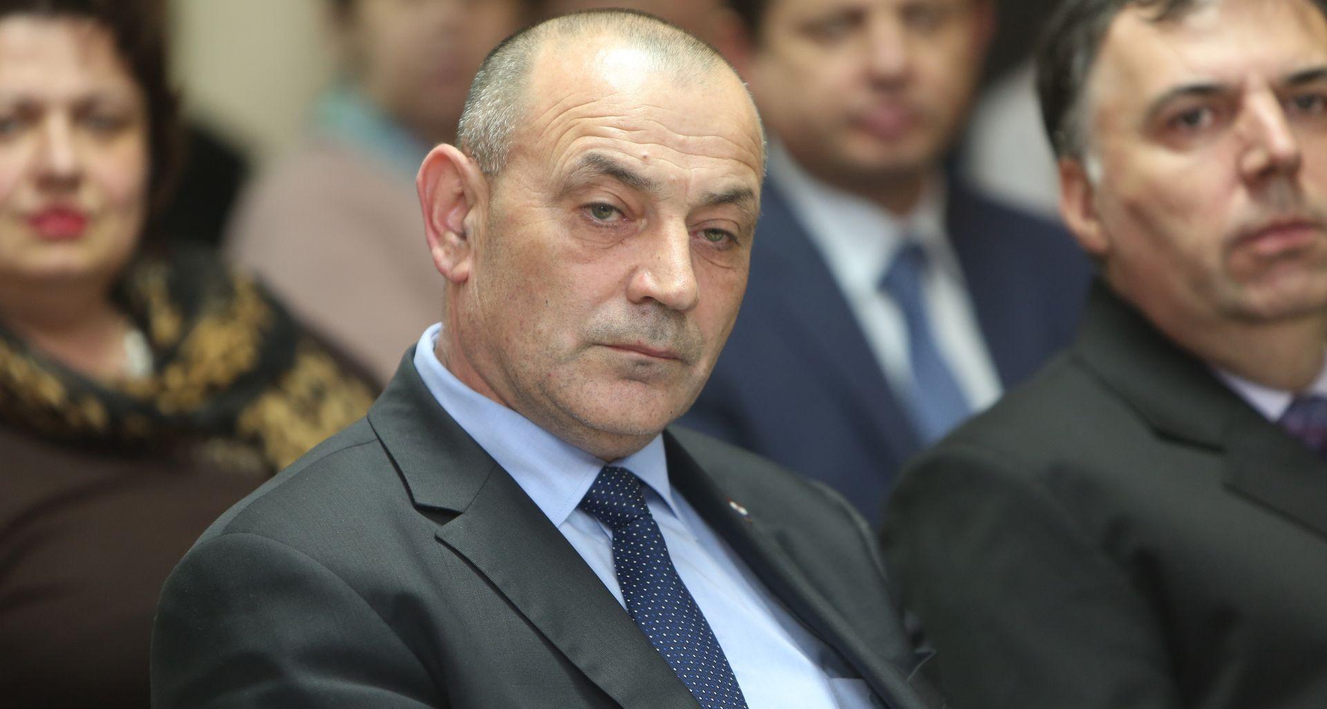 Ministar Medved u Vukovaru o braniteljskim mirovinama