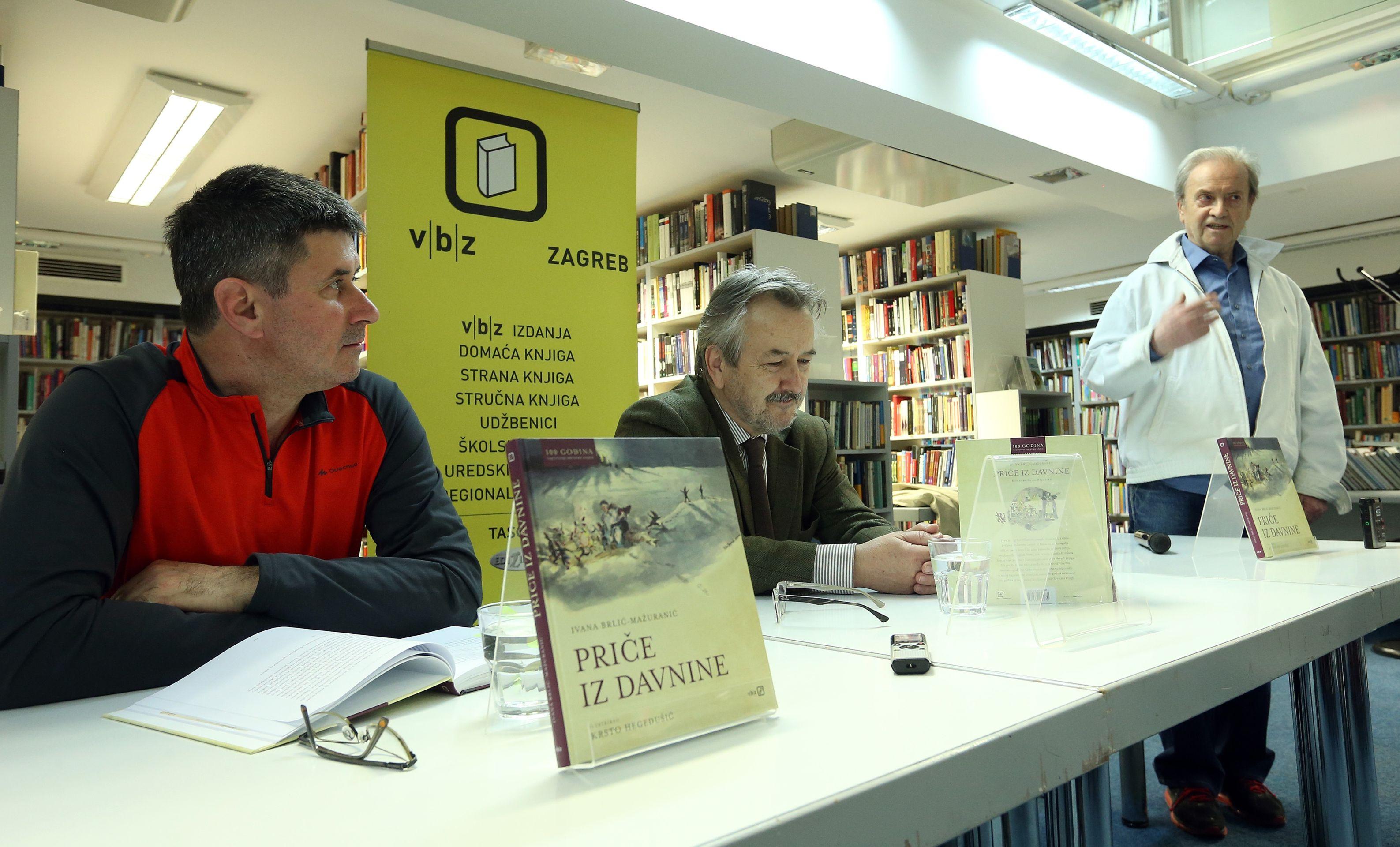 O stoljeću objavljivanja 'Priča iz davnine' Ivane Brlić-Mažuranić predstavljeno posebno izdanje te knjige
