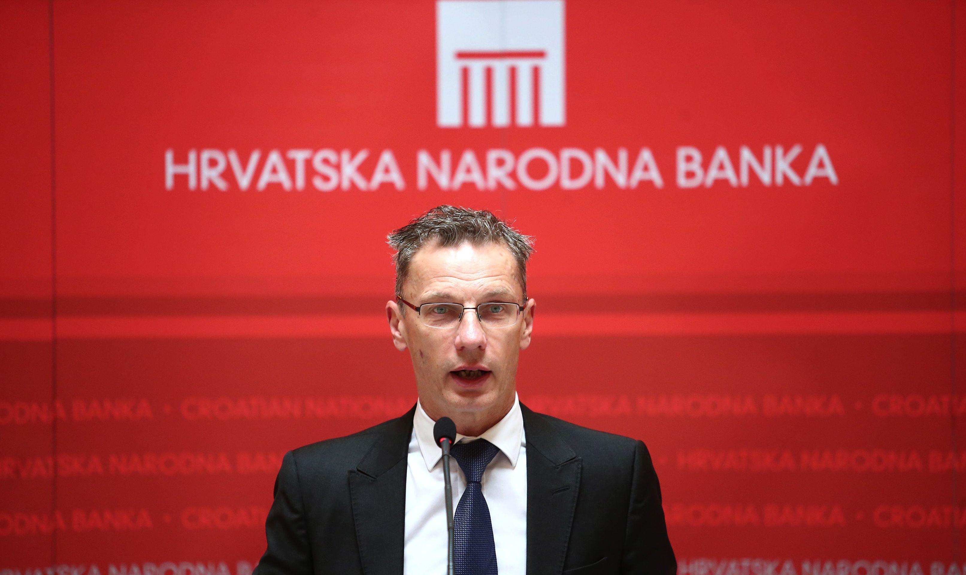 HNB O AGROKORU 'I neke banke bi se mogle naći u problemima'