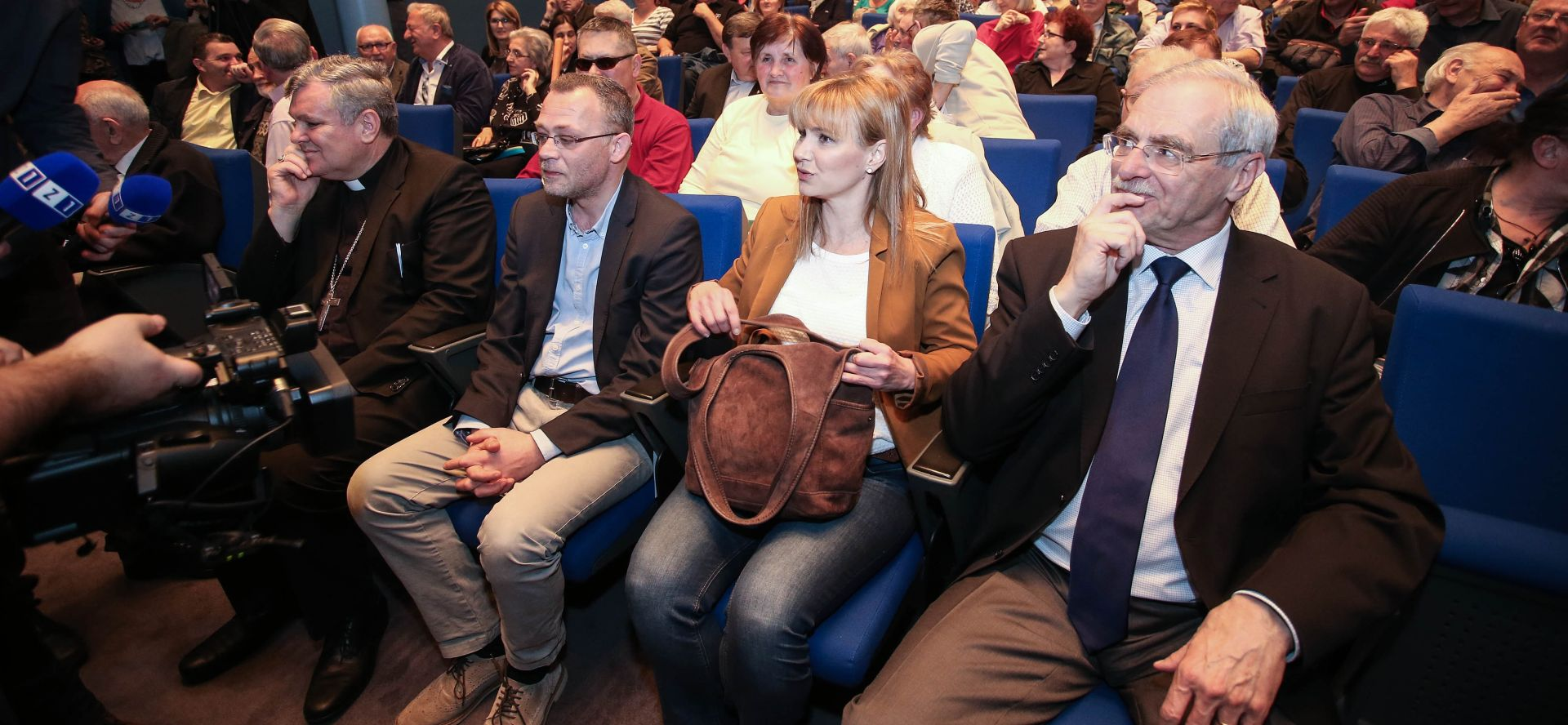 "HEBRANG ""Član sam HDZ-a, ali kao građanin opredjeljujem se za Brunu Esih"""