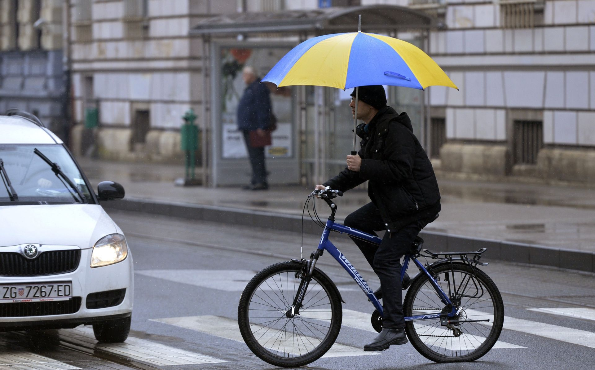 POSLIJEPODNE RAZVEDRAVANJE Pretežno oblčno s mogućom kišom