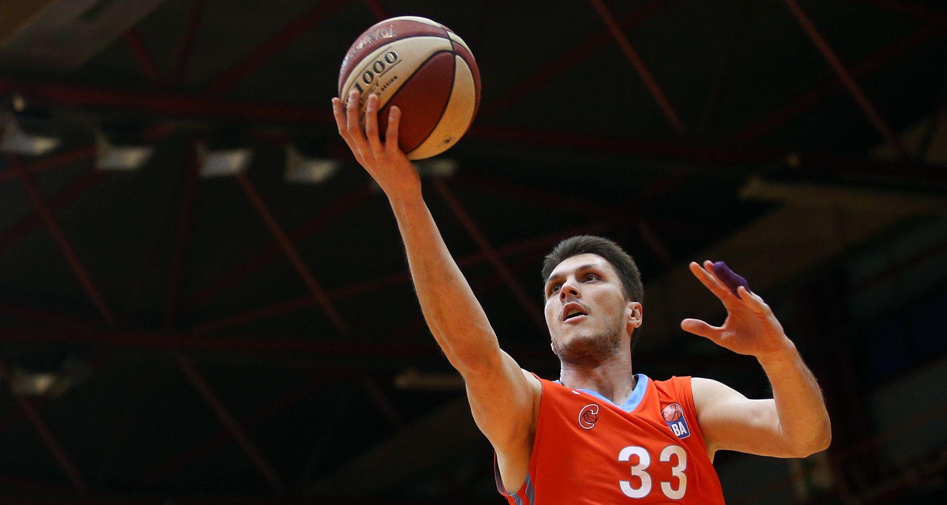 ABA LIGA Cedevita protiv Partizana u polufinalu