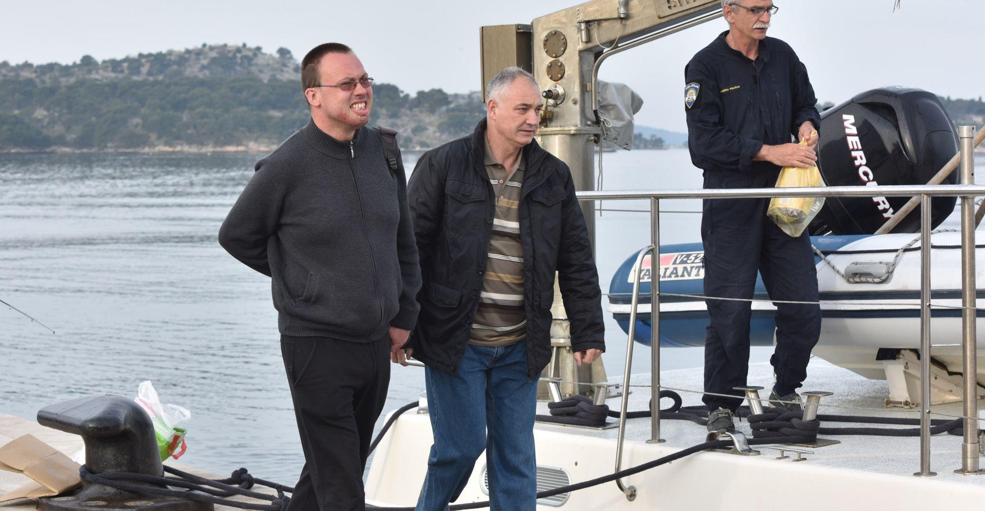 NOVA REKONSTRUKCIJA KORNATSKE TRAGEDIJE Frane Lučić nakon deset godina prvi put na mjestu stradavanja
