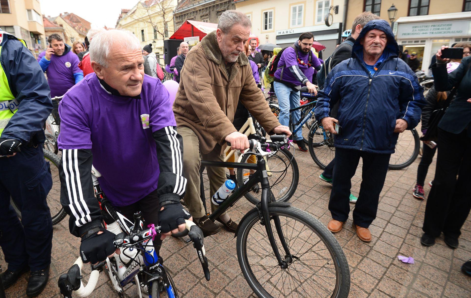 Bicikliranjem protiv stigmatizacije oboljelih od epilepsije